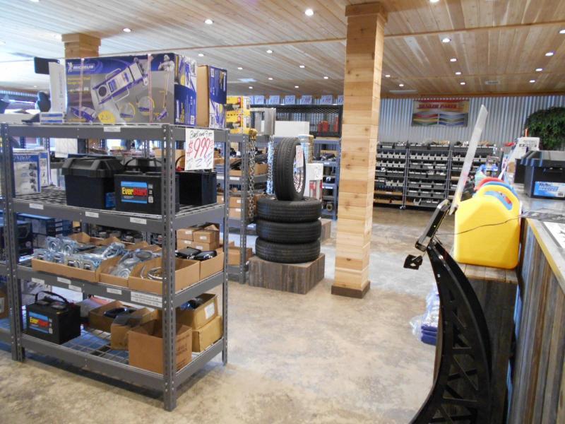 2019 TexLine 102 x 32 Gooseneck Tandem Dual Equipment Trailer