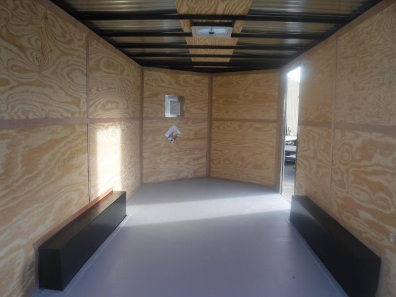 2019 Cargo Craft 8.5 x 16 Vector Enclosed Cargo Trailer