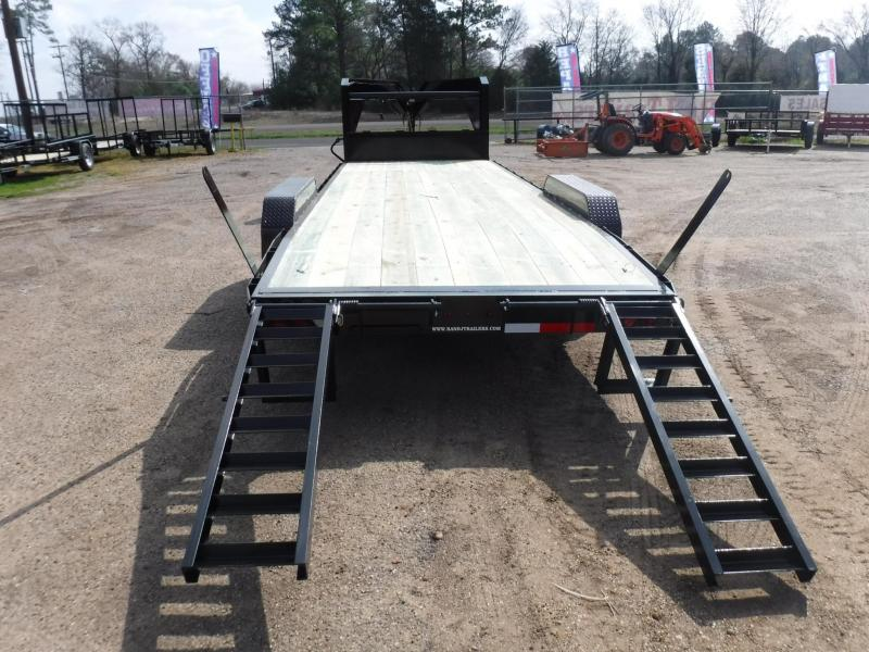 2019 TexLine 83 x 24 Bobcat Gooseneck Equipment Trailer