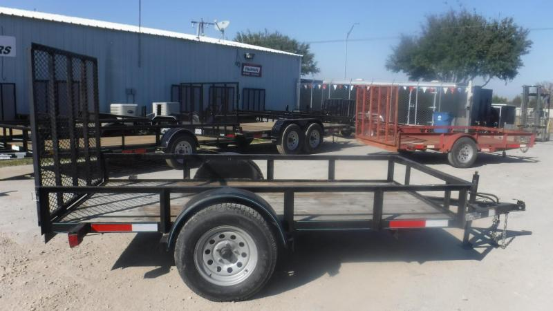 2013 Other 5 x 10 Tugger Utility Trailer