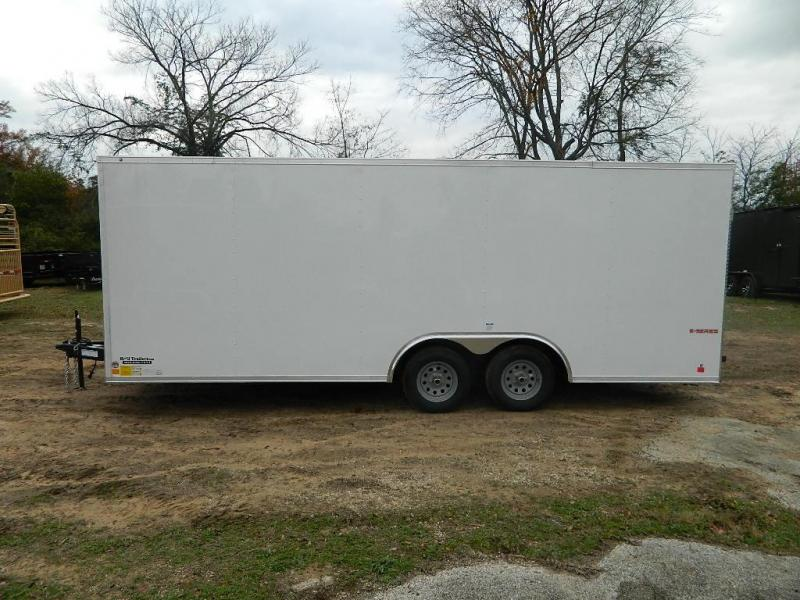 2019 Cargo Mate 8.5 x 20 E-Series Enclosed Cargo Trailer