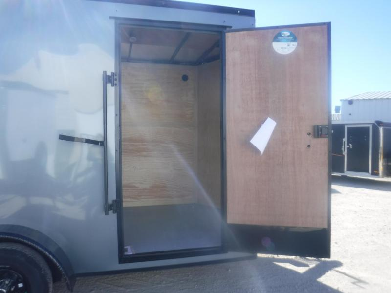 2019 Cargo Mate 7x14 E-Series Enclosed Cargo Trailer