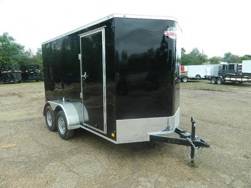 2019 Cargo Mate 6 x 12 E-Series Enclosed Cargo Trailer