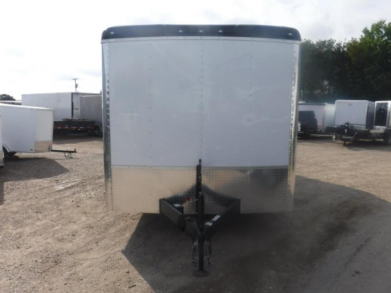 2018 Cargo Craft 8.5 x 20 Expedition Enclosed Cargo Trailer