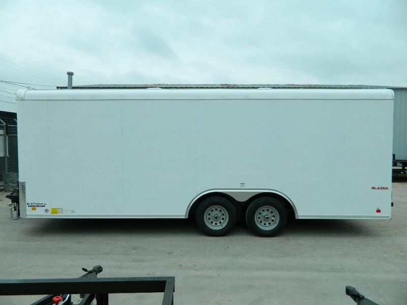 2018 Cargo Mate 8.5x20 Blazer Enclosed Cargo Trailer