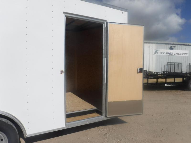 2019 Look Trailers 8.5 X 16 TA Element Enclosed Cargo Trailer