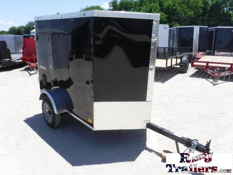 2018 Cargo Mate 4 x 6 E-series Enclosed Cargo Trailer