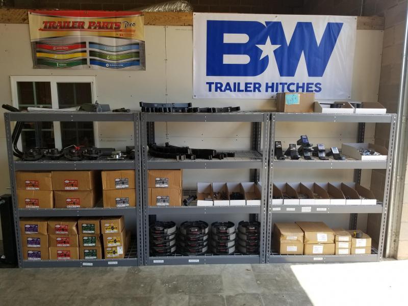 2018 TexLine 83 x 20 Bobcat Gooseneck Equipment Trailer