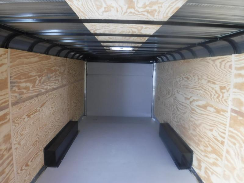 2018 Cargo Craft 8.5x24 Dragster Enclosed Cargo Trailer