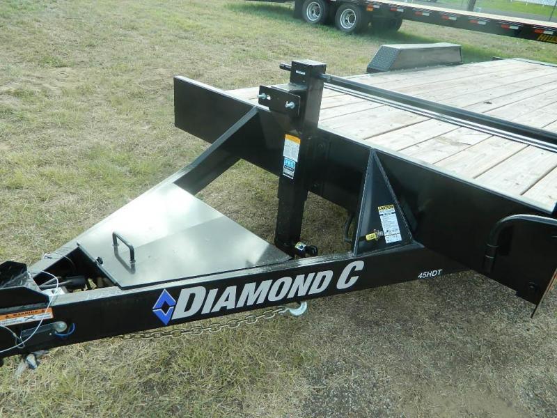 2018 Diamond C Trailers 82 x 20 45HDT Equipment Trailer