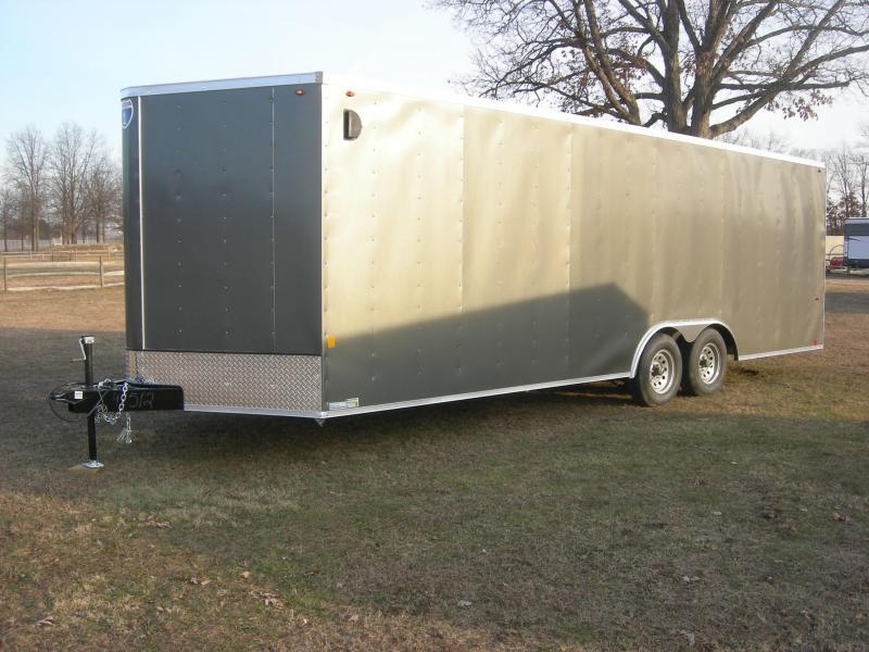 2019 Interstate SFC820TA2XLT Enclosed Cargo Trailer