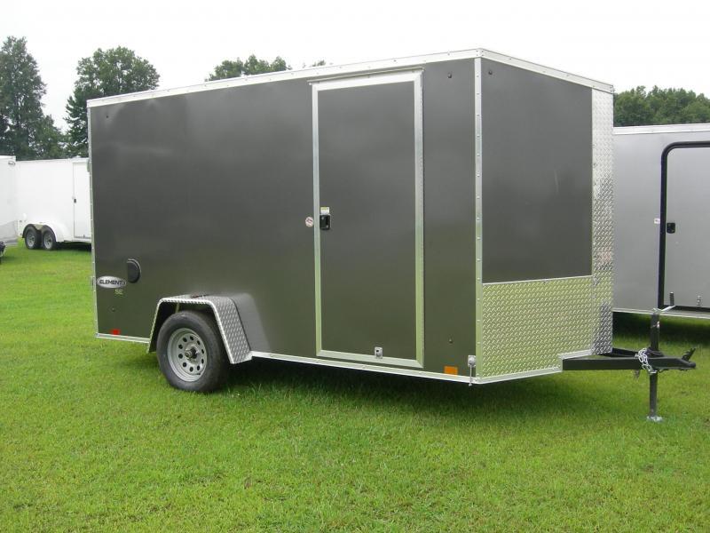 2020 Look Trailers EWLC6x12SI2SE Enclosed Cargo Trailer