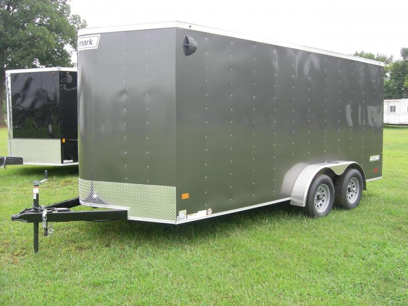 2019 Haulmark PP7x16TA2 Enclosed Cargo Trailer