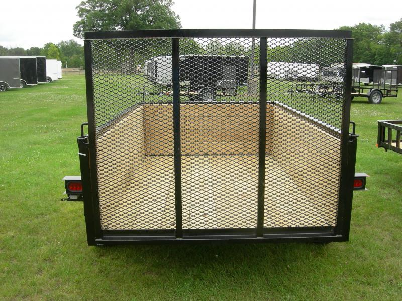 2019 American Manufacturing Operations (AMO) US5x8HS Utility Trailer