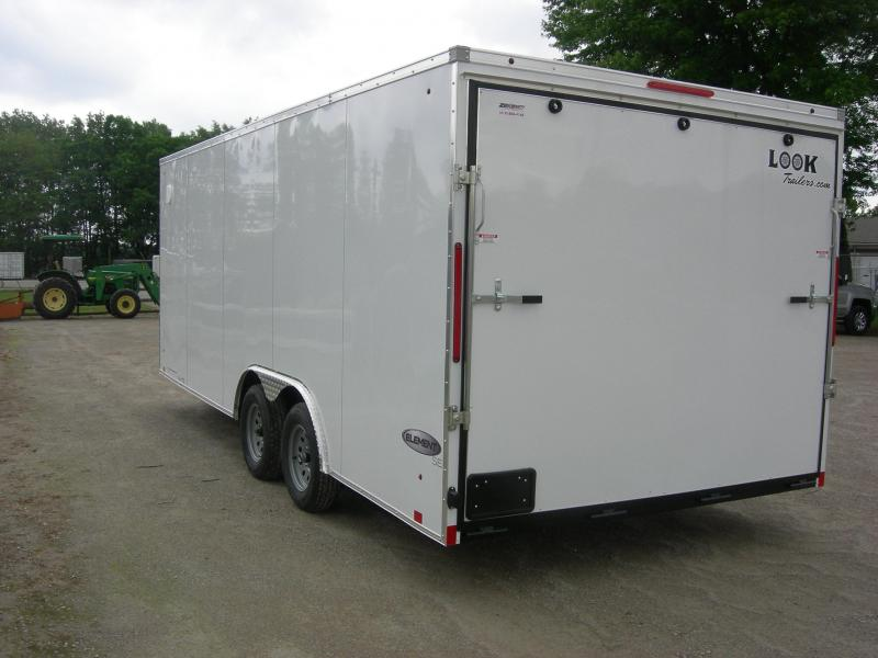 2020 Look Trailers EWLC85x20TE2 Car / Racing Trailer
