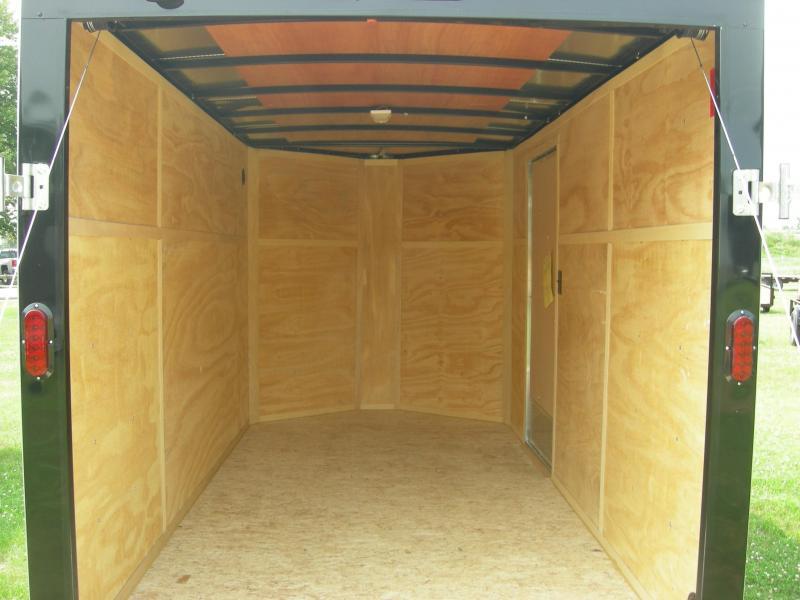 2020 Interstate SFC6x12SI2 Enclosed Cargo Trailer