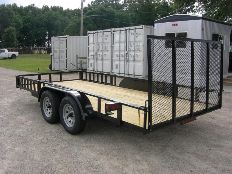 2020 American Manufacturing Operations (AMO) UT85x16ATV ATV Trailer