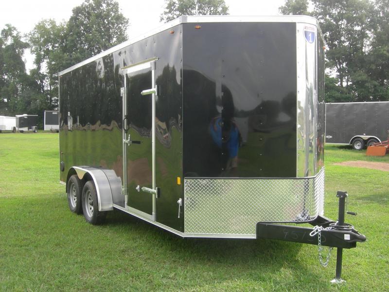 2019 Interstate IFC7X14TA2 Enclosed Cargo Trailer