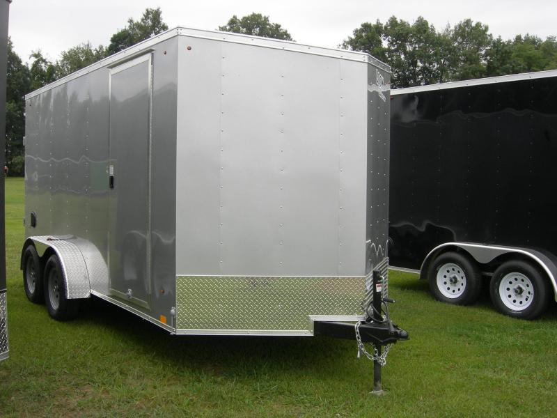2020 Look Trailers STLC7x14TE2DLX Enclosed Cargo Trailer