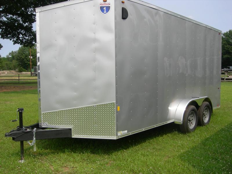 2020 Interstate IFC7x16TA2 Enclosed Cargo Trailer