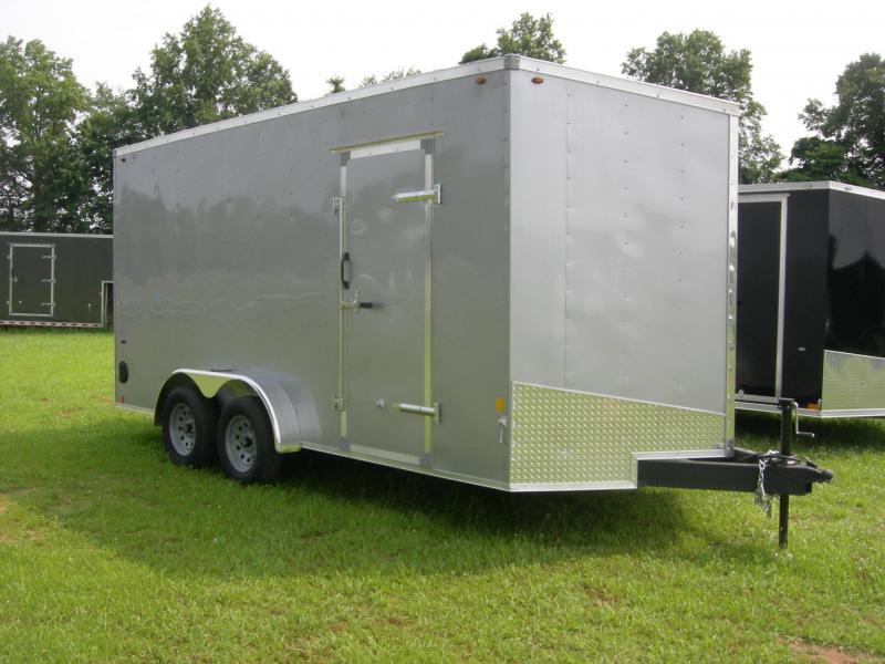 2020 Interstate IFC7x16TA2 Enclosed Cargo Trailer