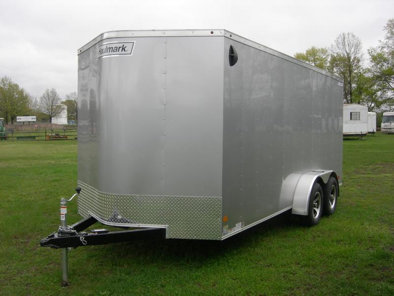 2019 Haulmark PP716T2-D Enclosed Cargo Trailer