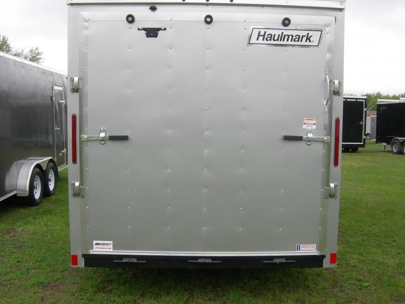 2019 Haulmark PP716T2-D Enclosed Cargo Trailer