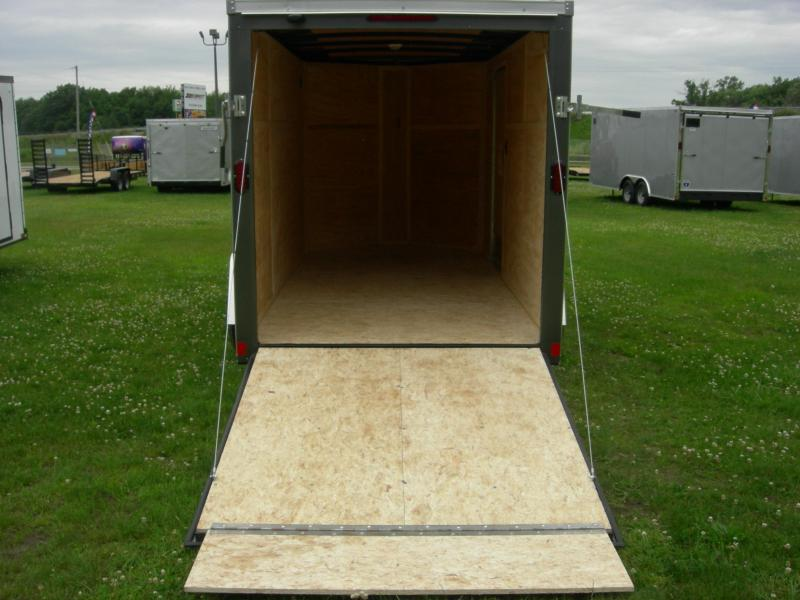 2019 Interstate SFC612SAFS Enclosed Cargo Trailer