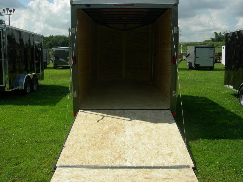 2020 Interstate SFC7x16TA2 Enclosed Cargo Trailer