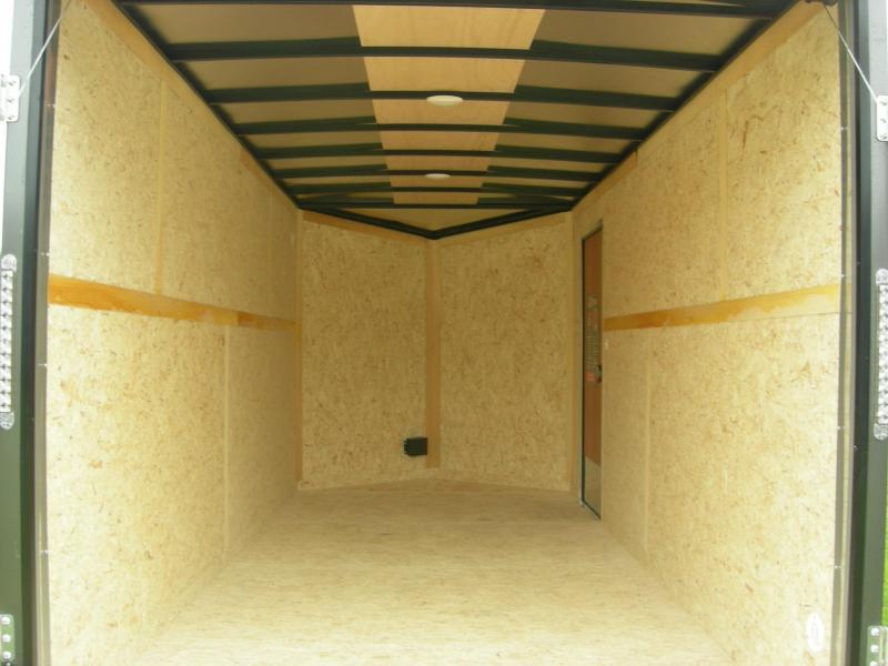 2020 Formula FSCBC7x16TA2 Enclosed Cargo Trailer