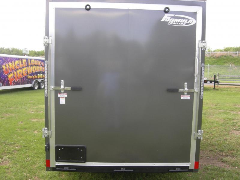 2020 Formula Trailers FSCB612SI2 Enclosed Cargo Trailer