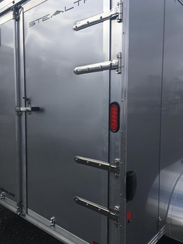 2018 CargoPro Stealth Trailer C7x14S - CONTRACTOR PACKAGE TRAILER