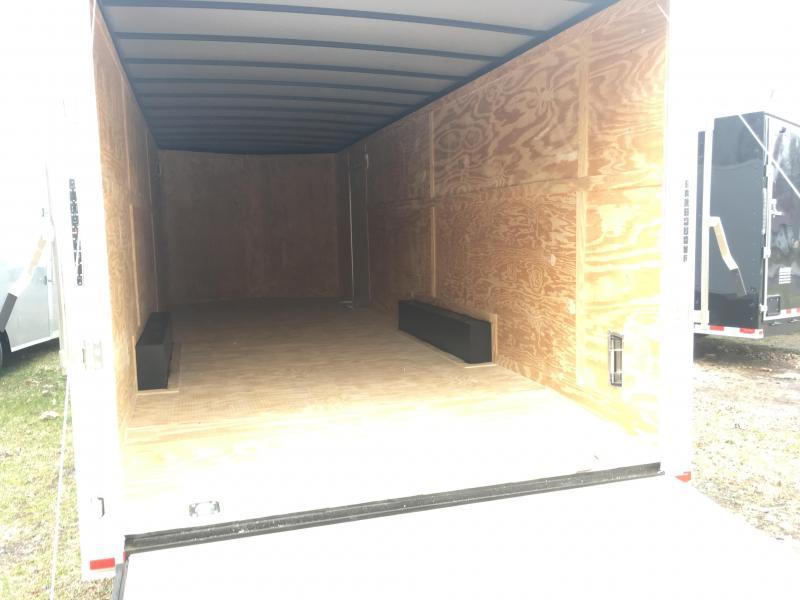 """2018 Samson SP8.5x24 w/ 9998# GVWR - 84"""" Interior & Door Opening"""