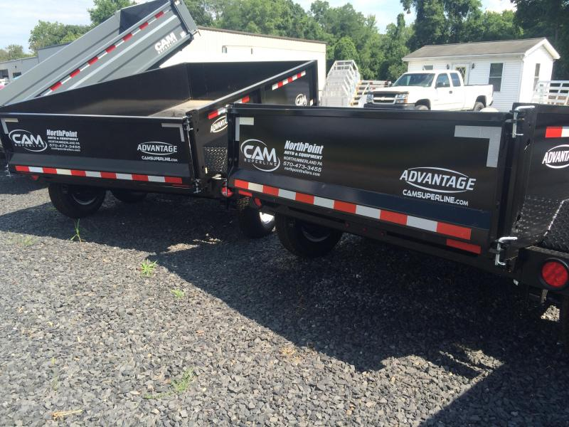 2019 Cam Superline 10-610LPDT Dump Trailer