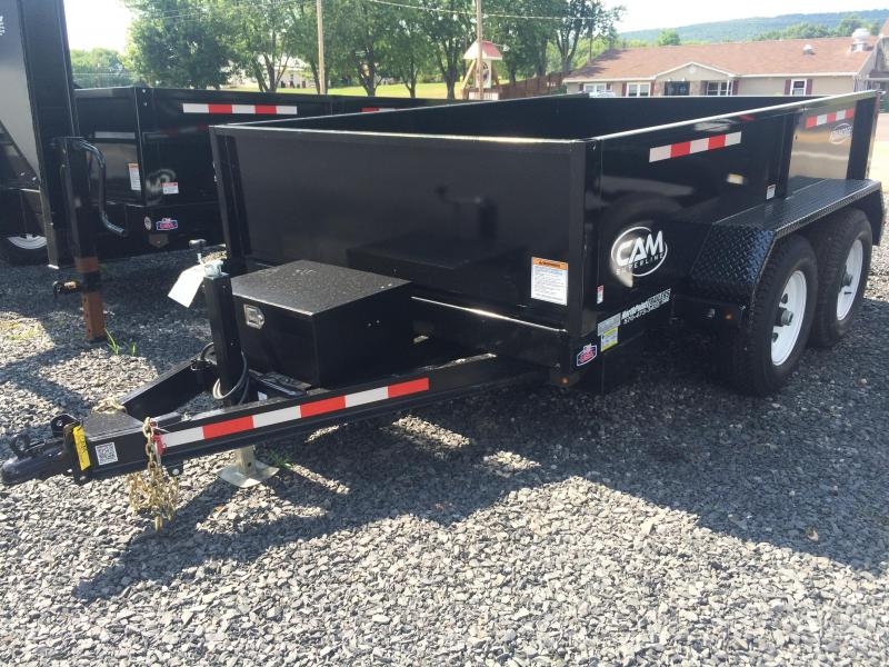 2019 Cam Superline 10-610LPDT Dump Trailer