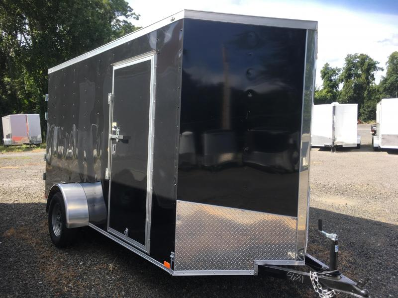 2019 Samson SP6x12SA Enclosed Trailer - HD REAR DOUBLE DOORS