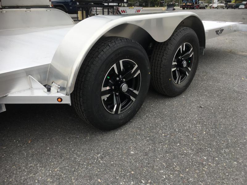 2018 Aluma 8218A Tilt Car Hauler