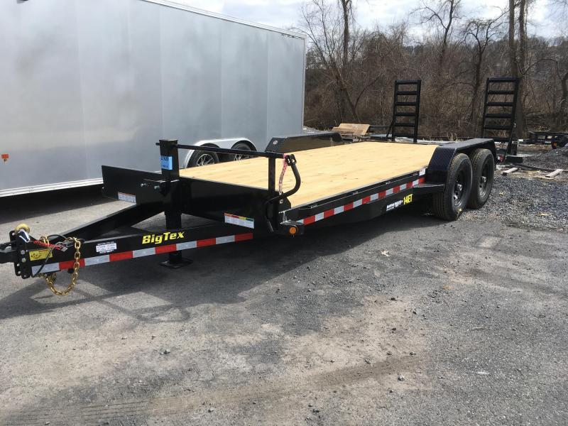 2018 Big Tex Trailers 14ET-20 Equipment Trailer