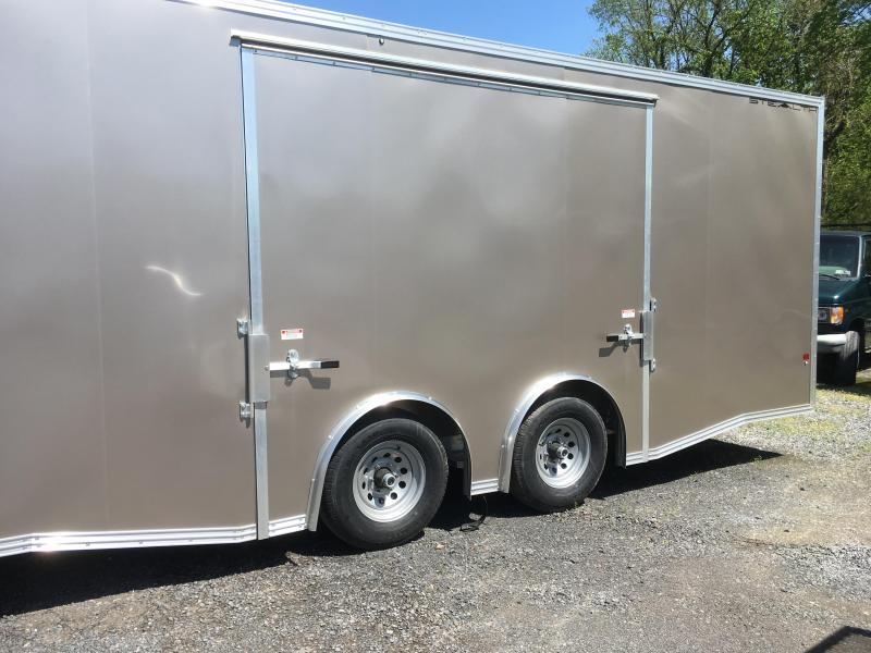 2019 CargoPro Trailers C8x24SCH Enclosed Car Trailer - ELITE