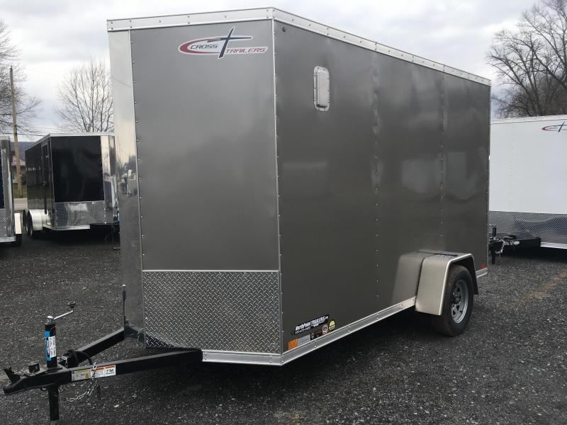 2018 Cross Trailers 612SA Cargo Trailer - Extra Height