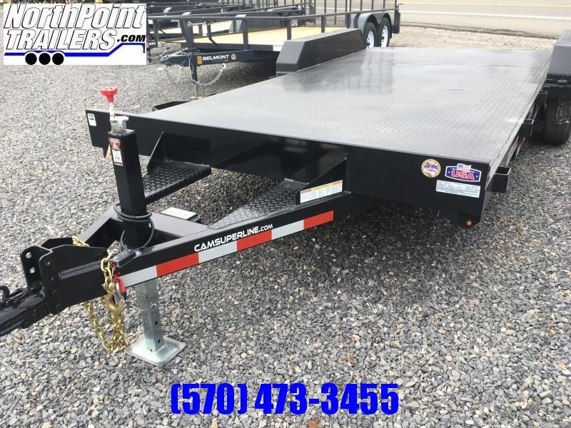 2019 Cam Superline 18' Steel Deck - 3.5CAM18CHS