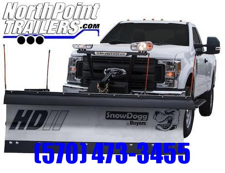 2019 SnowDogg HD75 II Snow Plow