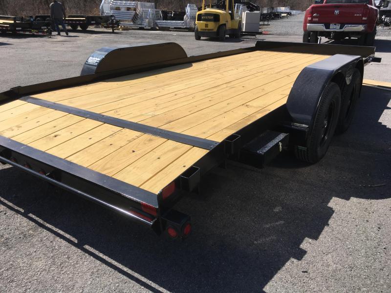 2018 Big Tex Trailers 70CH18 Car Hauler