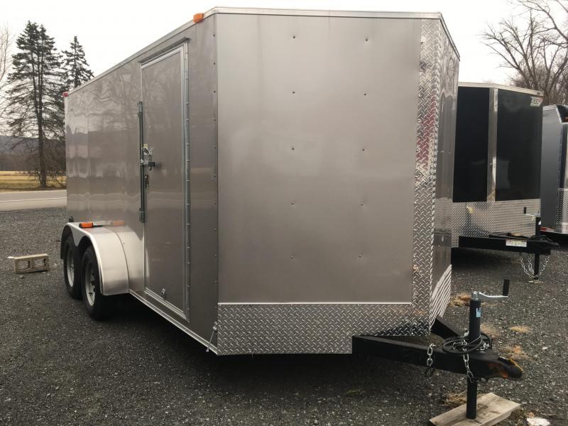 2018 Samson W714TA Cargo Trailer - Arizona Beige