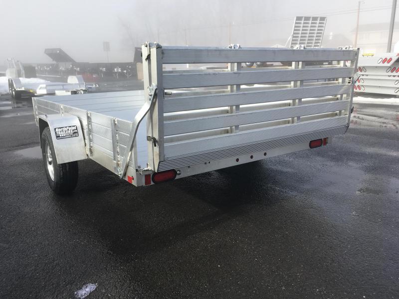 2019 Aluma 8112SS Utility Trailer - Solid Side Utility