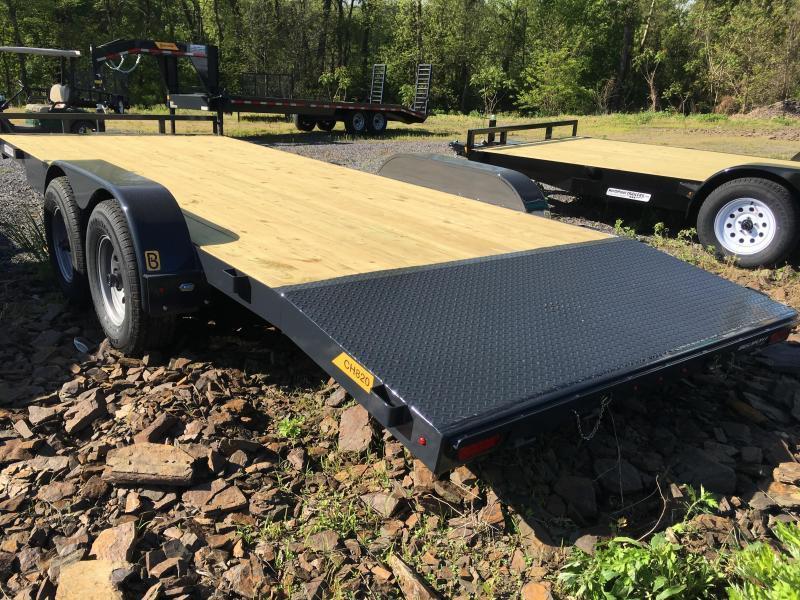 2018 Belmont Machine CH818-10K - CHARCOAL