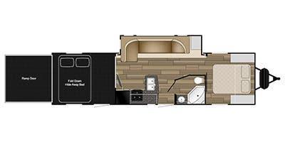 2014 Heartland Other Torque 290 Toy Hauler RV