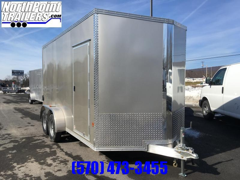 2018 CargoPro C7x14S-IF Enclosed Cargo Trailer