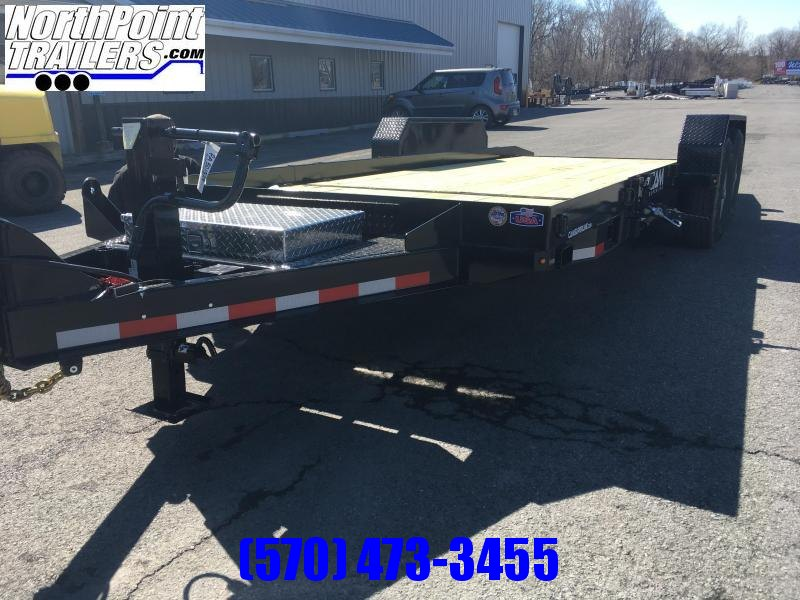 2019 Cam Superline 7CAM19STT Split Deck Tilt Trailer Equipment Trailer