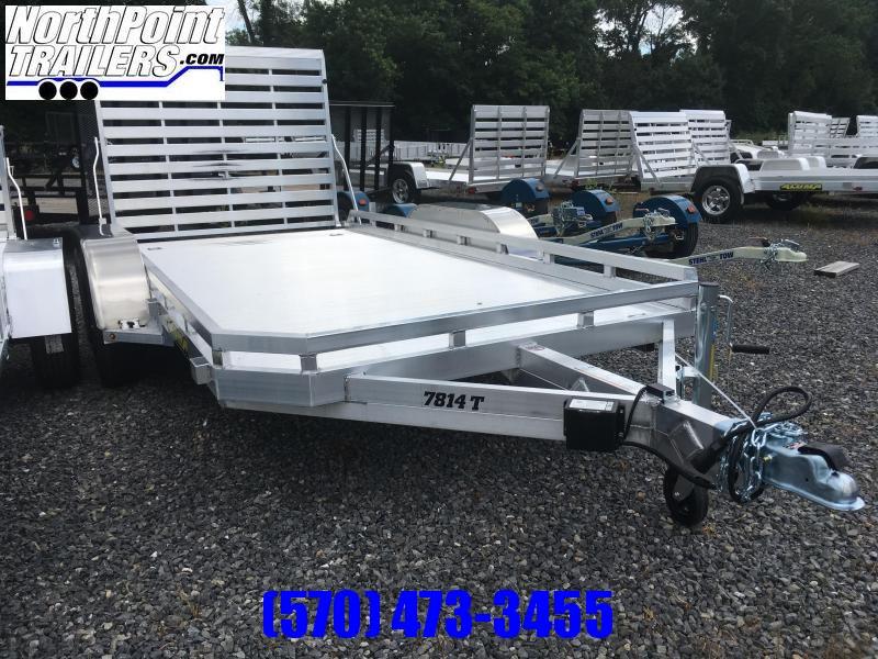 2019 Aluma 7814T - Tandem Axle Trailer
